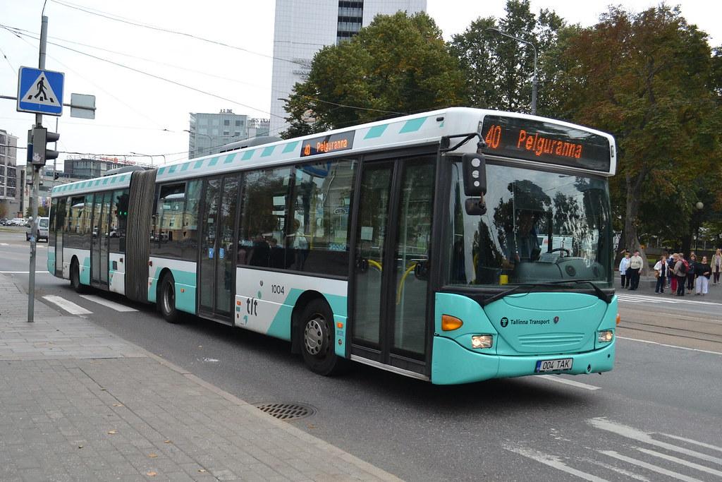 62b031e9bb3 ... Tallinna Transport Scania CL94UA 1004 004TAK - Tallinn | by dwb  transport photos