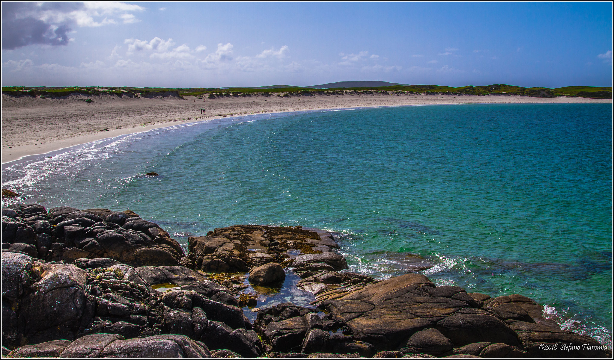 Dog's Bay Beach, Roundstone - Ireland