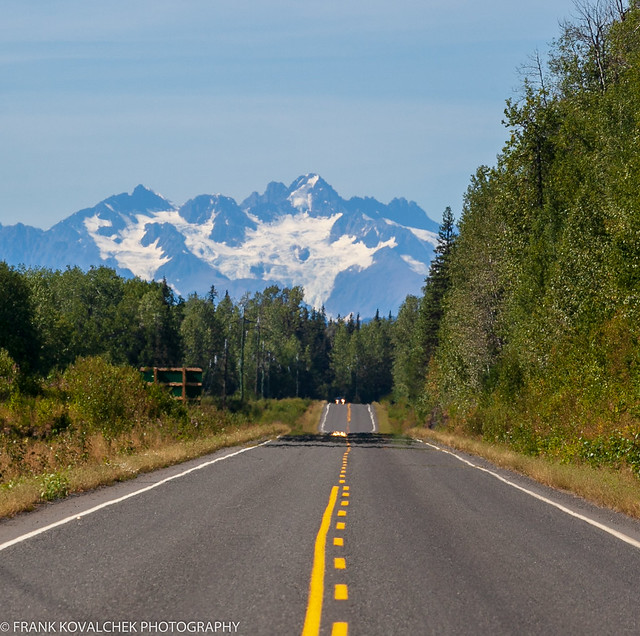 Back on the Cassiar Highway