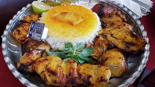 Chicken Kebab   by aLex aW