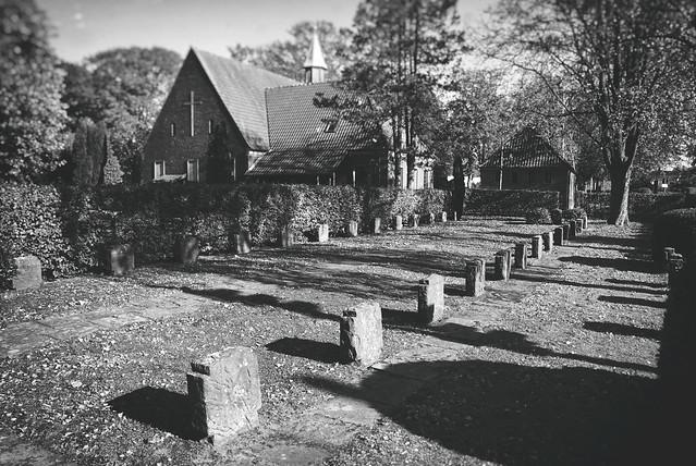 War Cemetery / Kriegsgräberstätte Diepholz