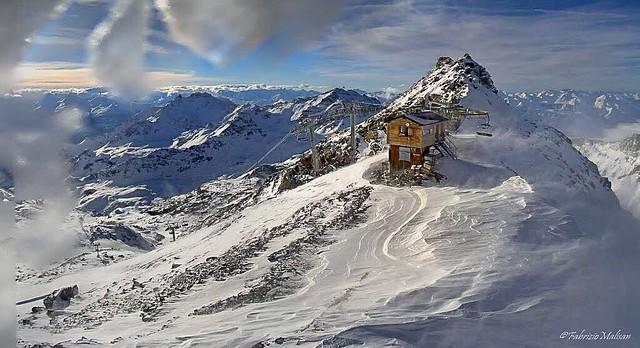 Fresh Snow in Val Thorens