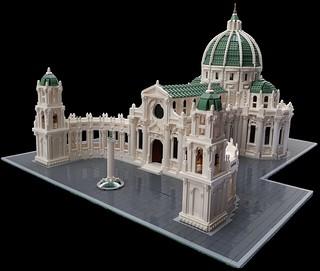 Baroque Cathedral | by bricksandtiles
