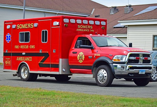 fire somers ct dodge ram ambulance lifeline