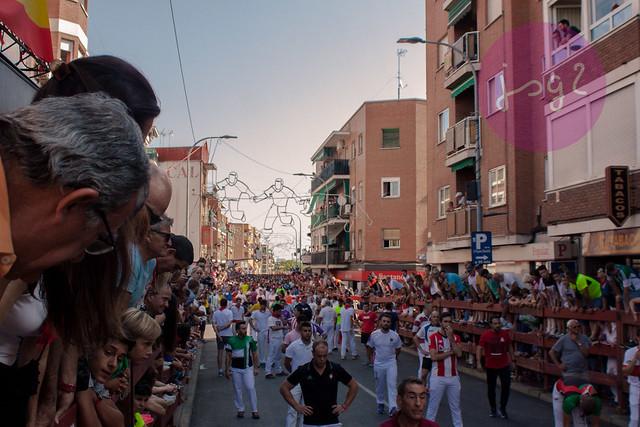 Encierros de San Sebastián de los Reyes - Fiestas del Cristo de los Remedios (Madrid / España)