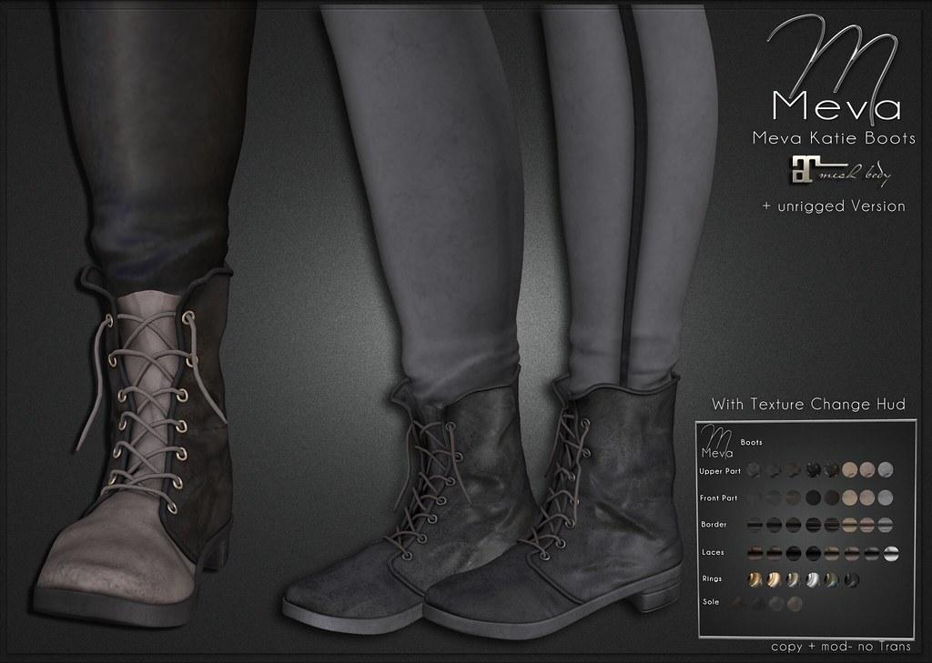 e90026a9a3 ... Meva Katie Boots