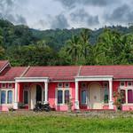 I believe Barbie lives here - Around Lake Minanjau - Sumatra
