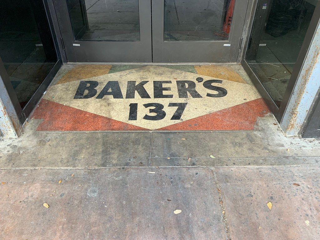 Bakers Terrazzo Floor Downtown Miami Phillip Pessar Flickr