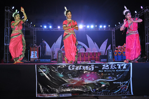 """ANNUAL FUNCTION """"GUNJ""""  ON 9TH & 10TH MARCH 2K17 @HCE 