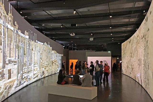 L'exposition Cités millénaires (Institut du Monde Arabe, Paris)
