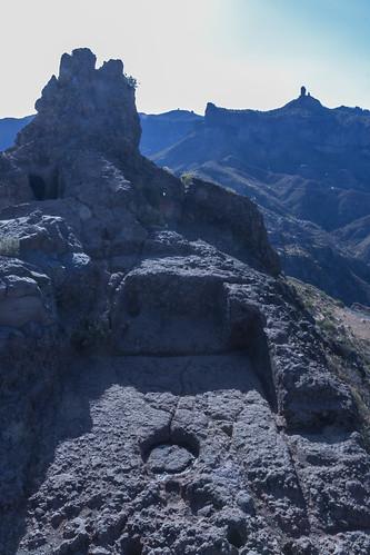 Equinoccio de Otoño Roque Bentayga - Tejeda - Gran Canaria | by El Coleccionista de Instantes