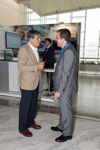 Pascual Dedios-Pleite y Raül Blanco, Secretario General de Industria y Pyme