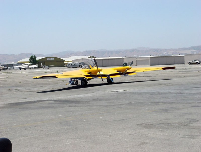 Northrop N9MB Flying Wing 1