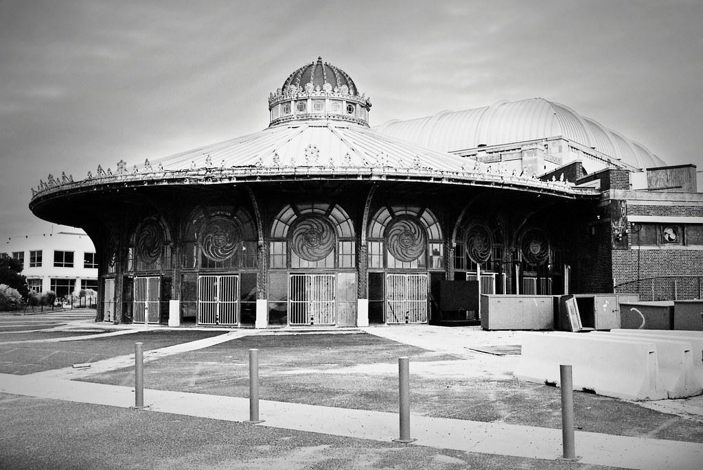 R3-015-6 | Former Carousel,Casino Asbury Park NJ Built 1932 … | Flickr