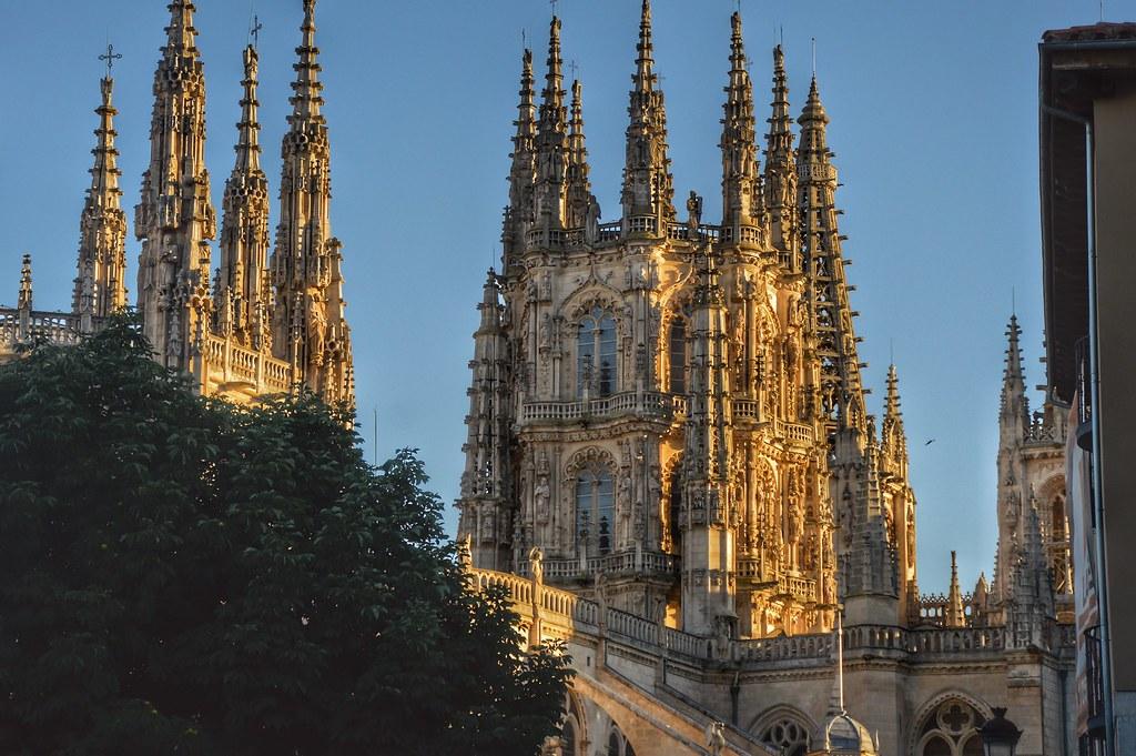 Catedral de Burgos (Burgos - Spain)
