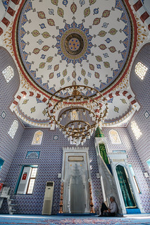 Inside Fatih Mosque | by aksoykaan1