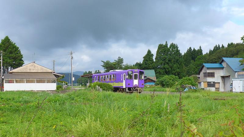 �H�c������ Akita-Nairiku line