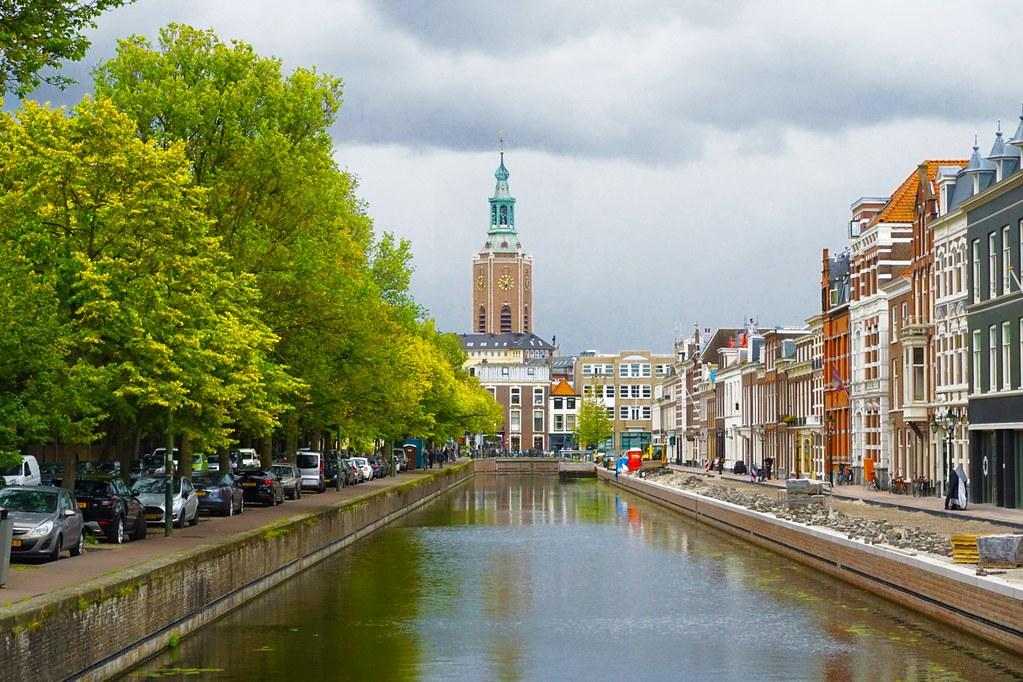 Prinsessewal-Toussaintkade Den Haag
