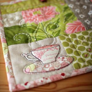 Magic Jar of Tea - detail