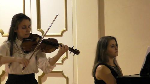 Master Class di liuteria, viola e musica da camera; concerto conclusivo del primo Convegno Nazionale Esta Italia   by BCC Buccino Comuni Cilentani