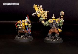 Badmoonz Orks Kill Team