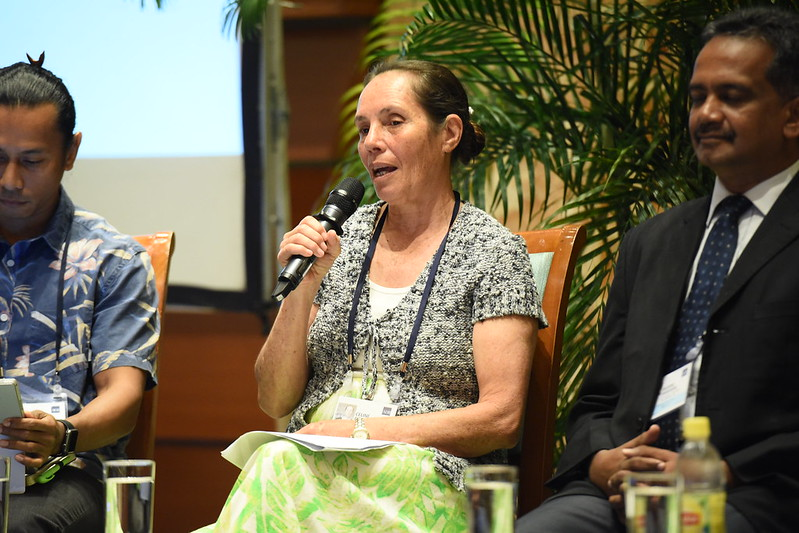 How Policies Set National-local priorities, Enable Institutions, and Integrage and Foster Shared Actions for Adaptation - Celine Dyer - Cook Islands Government