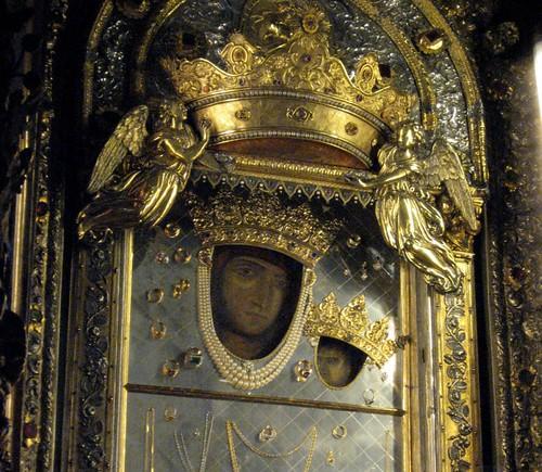 Icona Madonna di San Luca dal web | by alberto.cisotto