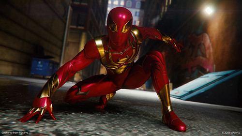 Spider-Man_IronSpiderGround_Legal Updated | by PlayStation Europe