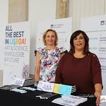 Thu, 27/09/2018 - 15:53 - O Politécnico de Lisboa (IPL) deu as boas-vindas aos estudantes internacionais, que escolheram Lisboa como destino do seu programa de estudos, em mobilidade internacional, no Lisbon Welcome Day, evento oficial promovido pela Câmara Municipal de Lisboa, em parceira com a Associação Erasmus Life Lisboa.  27 de setembro de 2018