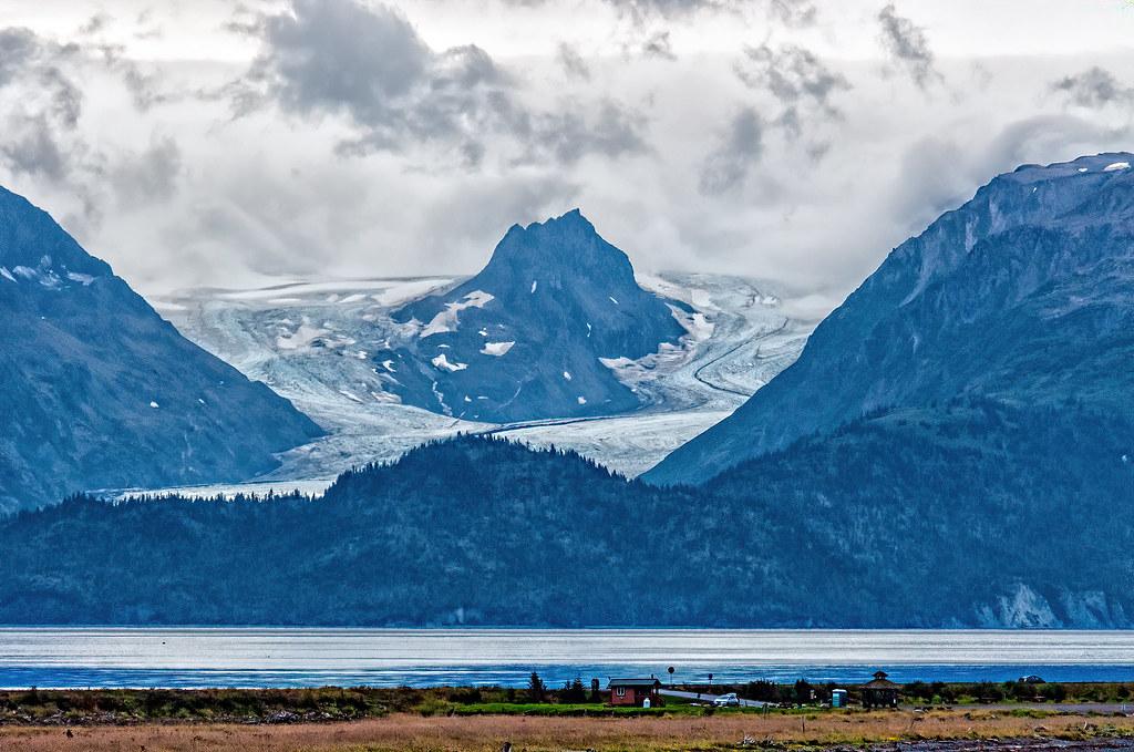 Elevation of Glacier View Ct, Homer, AK, USA - Topographic ...