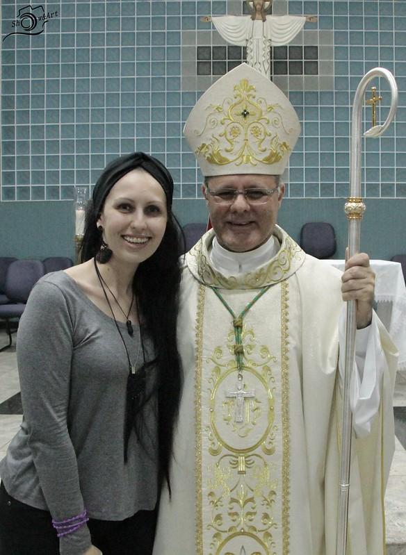_MG_1495 FotoJornalismo Dani Pessôa com Senhor Bispo Dom Paulo César