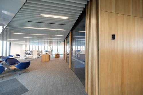 Study and Meeting Rooms / Ngā Wāhi Rangahau, Wāhi Hui.