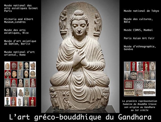 L'art gréco-bouddhique du Gandhara