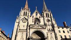 Lyon: Eglise Saint Nizier
