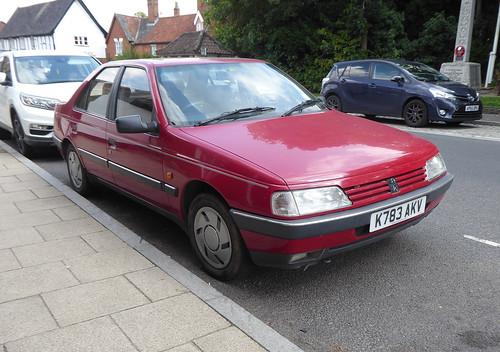 1992 Peugeot 405 1.9 GR Diesel | by Spottedlaurel