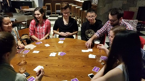 WISeR Board Game Night Sept 2018 | by rockefellerwiser