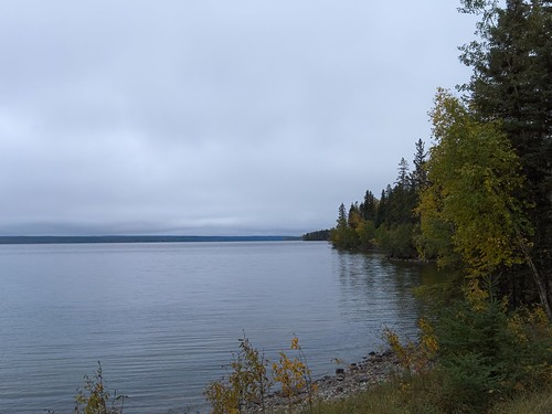 Prince Albert National Park: Point View | by elmada