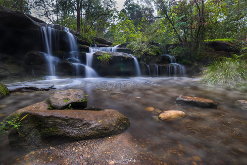 leon sidik fujifilm longexposure waterfalls water river stream rain rocks bed forest bush garden 2018 landscape tripod manfrotto australia sydney nsw newsouthwales