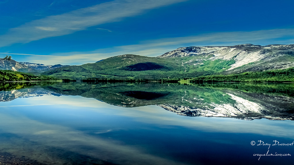 Miroir et reflets - Mirror and reflections