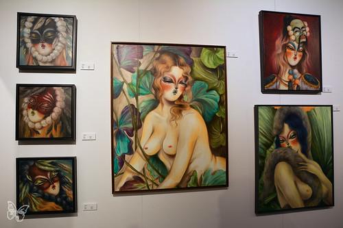 MONIKER ART FAIR 2018 | by Butterfly Art News