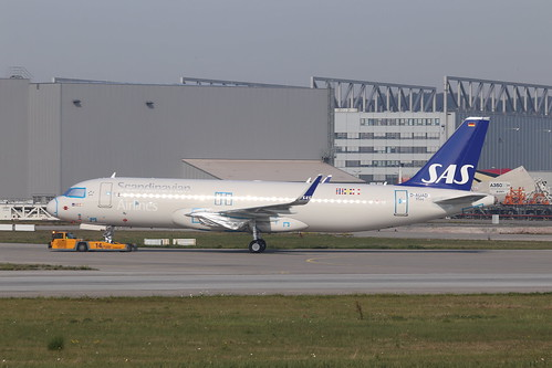 A320neo SAS Scandinavian Airlines Ireland EI-SII | by XFW-Spotter