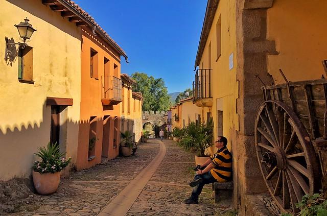 Sele en Granadilla (Tierras de Granadilla, Cáceres)
