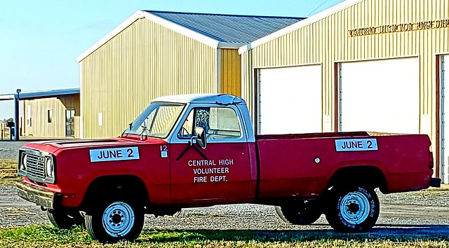 Central  High Volunteer  Fire Department.
