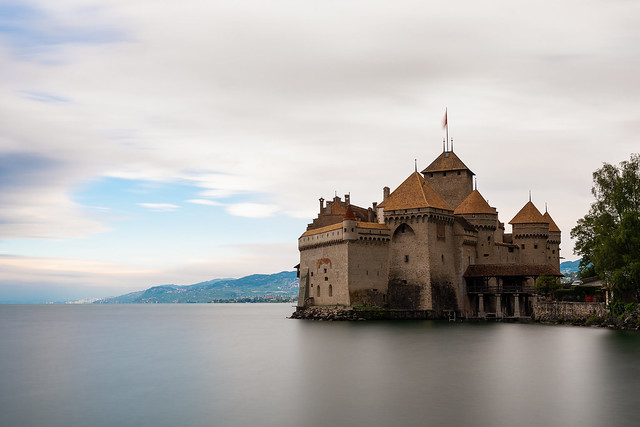 Chillon Castle / Chateau de Chillon