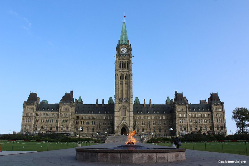 Ottawa Parliament Hill 5