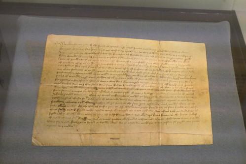 Kung Albrekts brev 1384 (ej original)