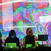 Algorave Odense by hellocatfood