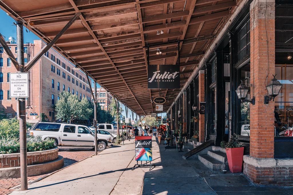 Old Market Omaha Nebraska Shops And Restaurants Flickr