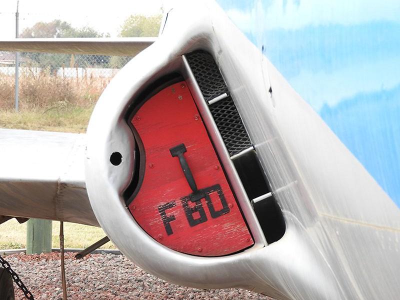 Lockheed P-80-F-80 Shooting Star 3