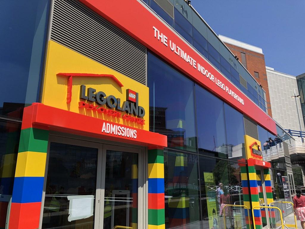 Legoland Discovery Centre Birmingham | Flickr